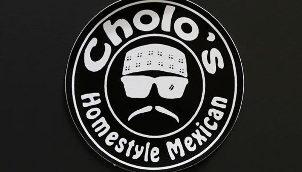 The logo of Cholo's Homestyle Mexican restaurant.