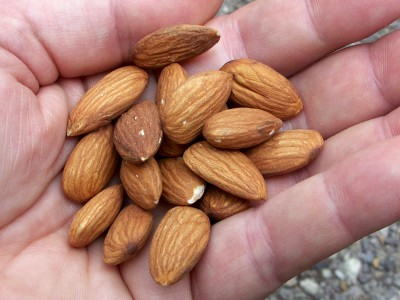 Almonds, anyone?